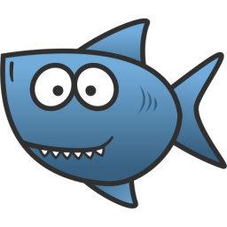 Baby shark clipart blue. Dive in to oceanography