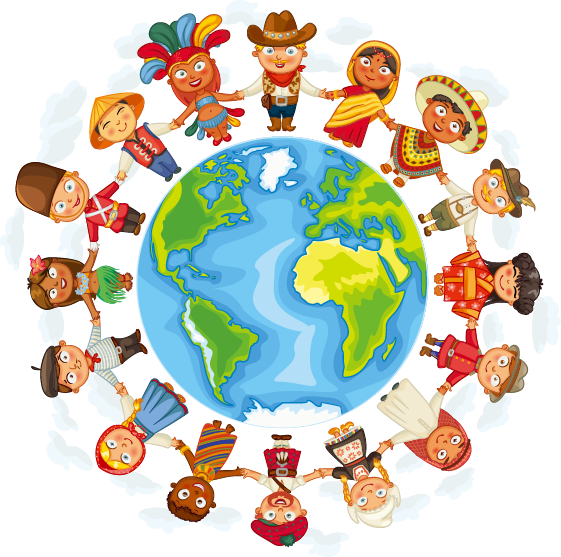 Diversity drawing different culture. Cultural clipart at getdrawings