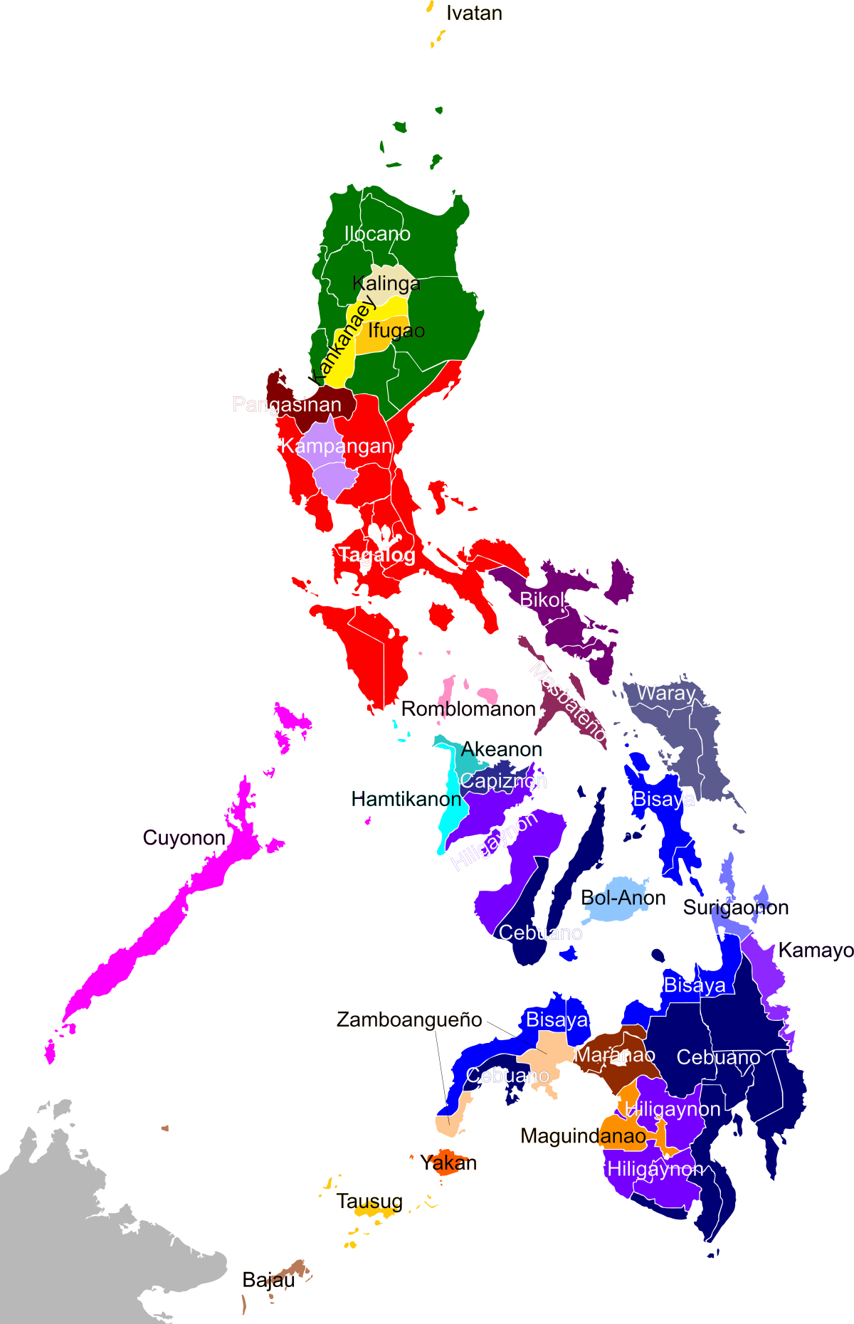 Diversity drawing culture mindanao. Ethnic groups in the