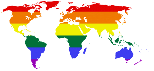 Diversity drawing global awareness. Dbp member pride month