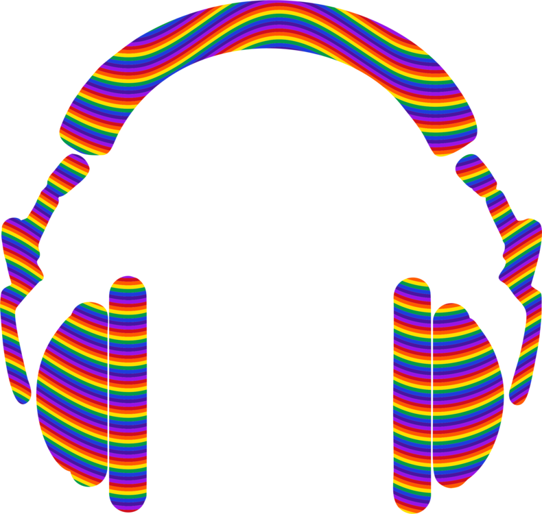 Drawing sounds wave. Sound acoustic computer icons