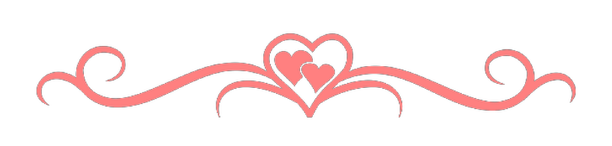 Divider clipart fancy. Heart images gallery for