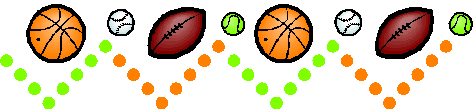 Divider clipart sport. Pencil and in color