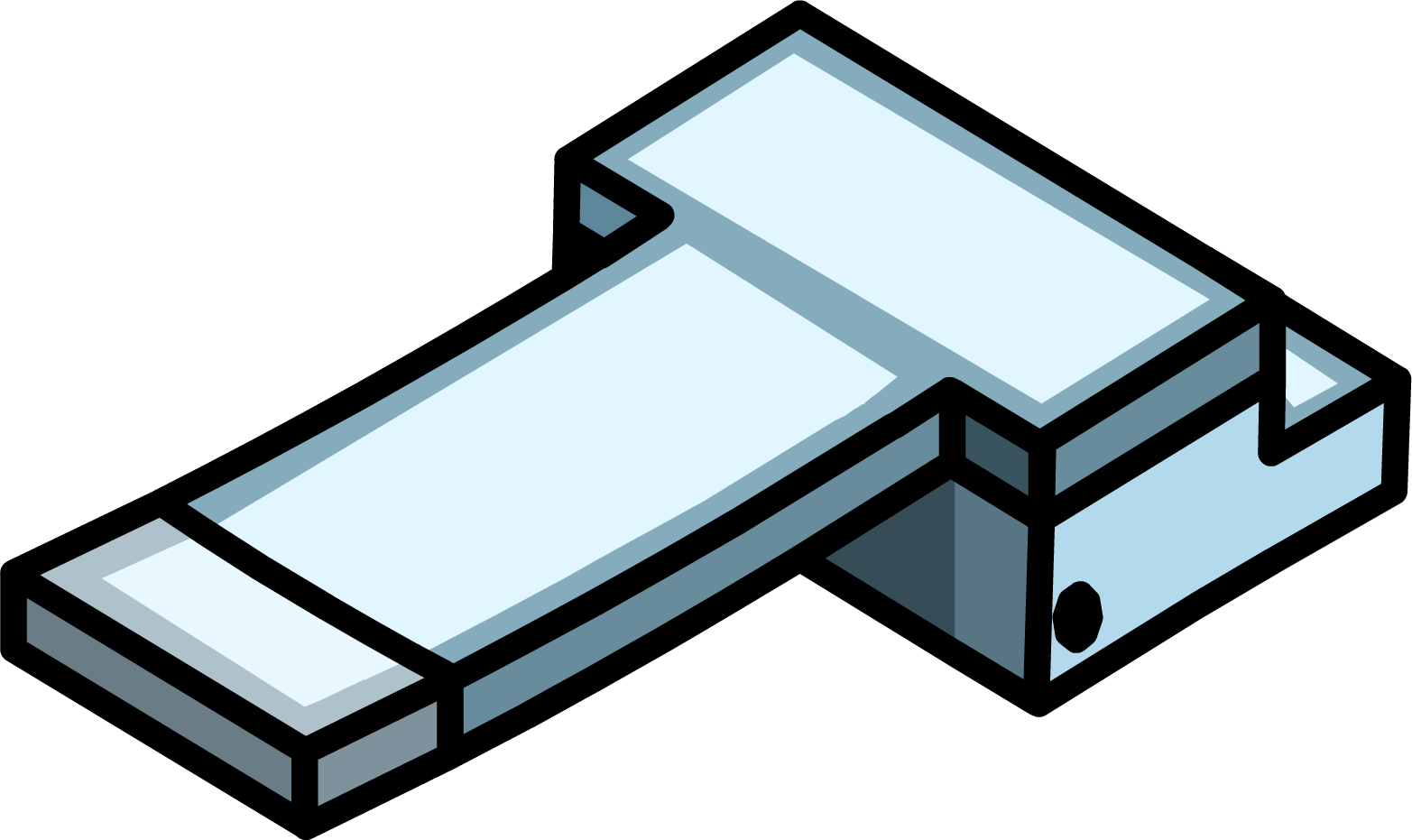 Diving clipart diving board. Club penguin wiki fandom