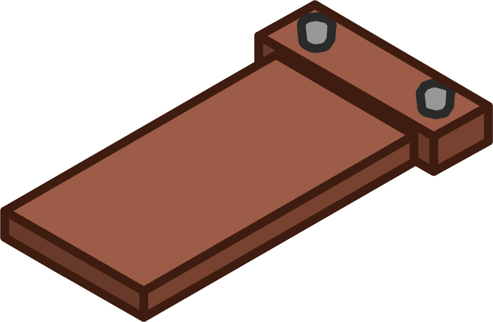 Diving clipart diving board. Pirate club penguin wiki