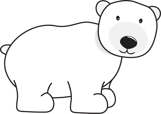 Diving clipart polar bear. Free winter cliparts download