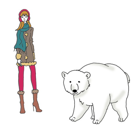Dream dictionary interpret now. Diving clipart polar bear clip art black and white library