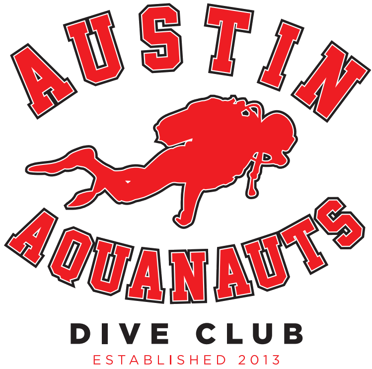 Diving clipart polar bear. Austin aquanauts dive windy