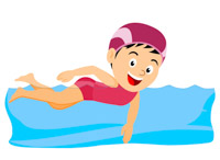 Sports free to download. Diving clipart swimming carnival jpg royalty free stock