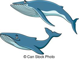 Underwater wildlife killer whales. Diving clipart whale vector royalty free stock