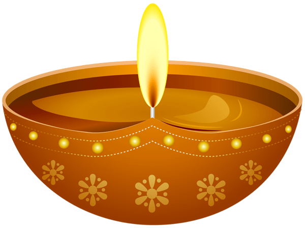 Diwali candles free png. Candle transparent stickpng