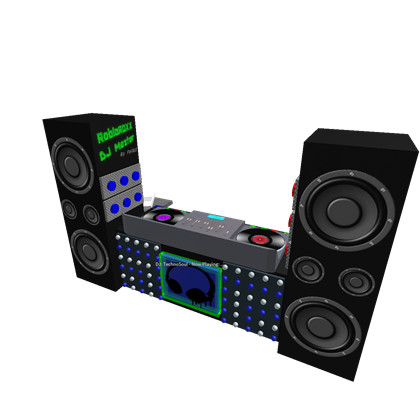 Dj booth png. Credit to original creator
