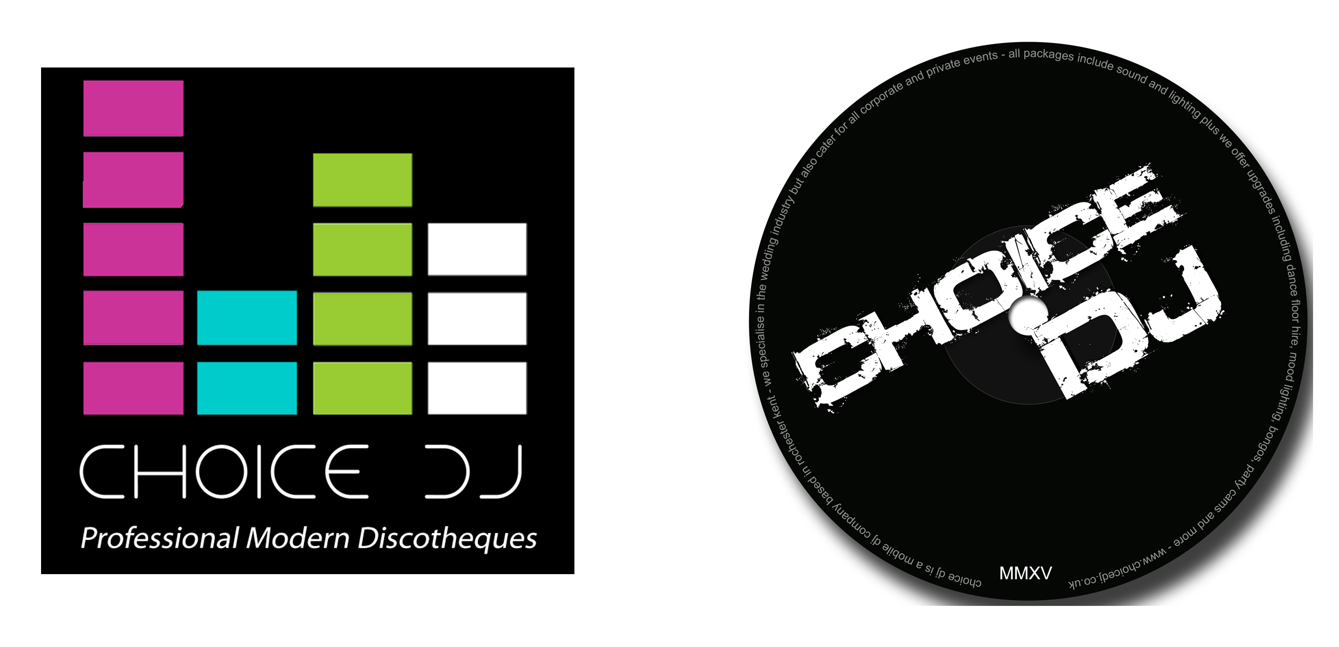 Dj logo graphic design png. New choice oldnew