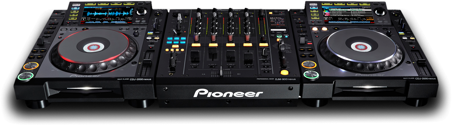 dj equipment png