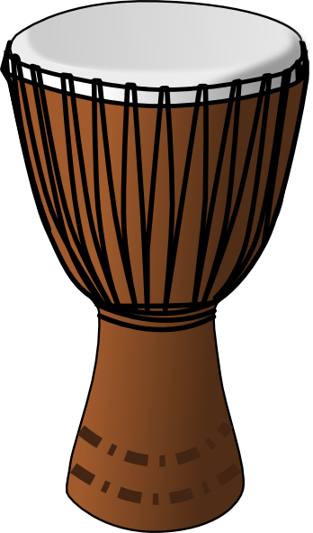 Djembe drums png. Drum clip art at