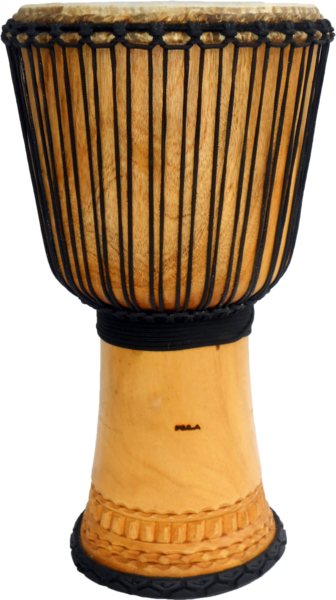Djembe drums png. Melina classic wula drum