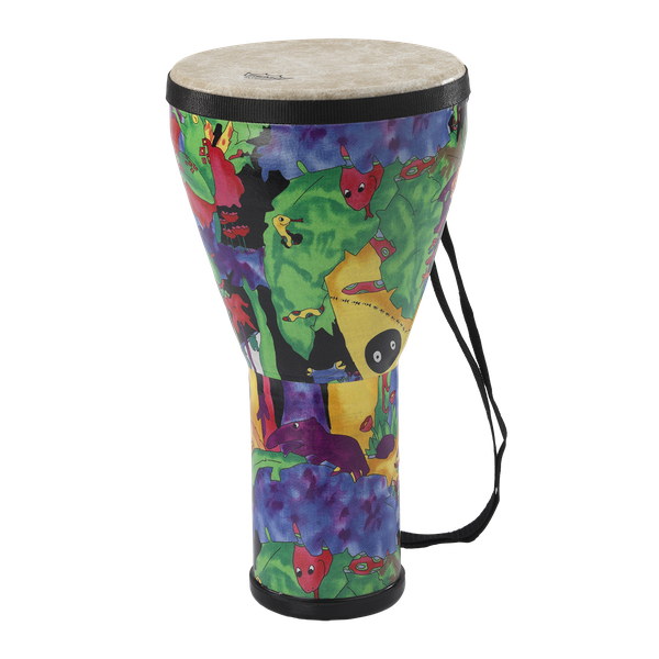 Djembe drums png. Kids percussion image