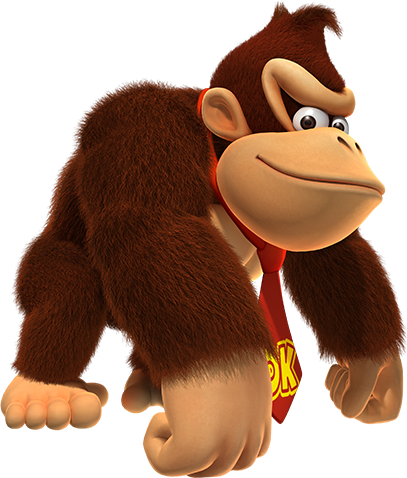 Dk country png. Characters donkey kong returns