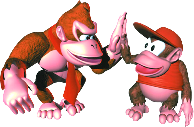 Dk country png. Continuity corner donkey kong