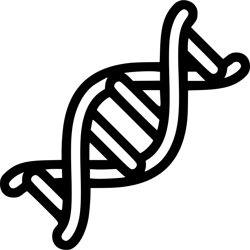 Dna helix png. Rna svg icon free