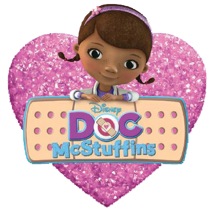 Doc mcstuffins band aid png. Make doctor visits fun