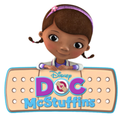 Doc mcstuffins clipart bandaged arm. Wikipedia