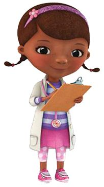 Doc mcstuffins clipart clipboard. Disney decal removable wall