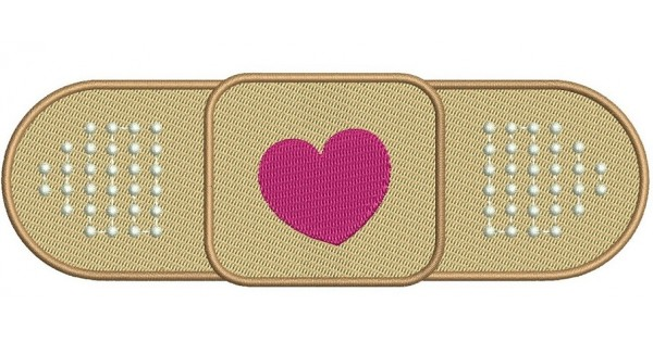 Doc mcstuffins clipart heart bandaid. Band aid for medical