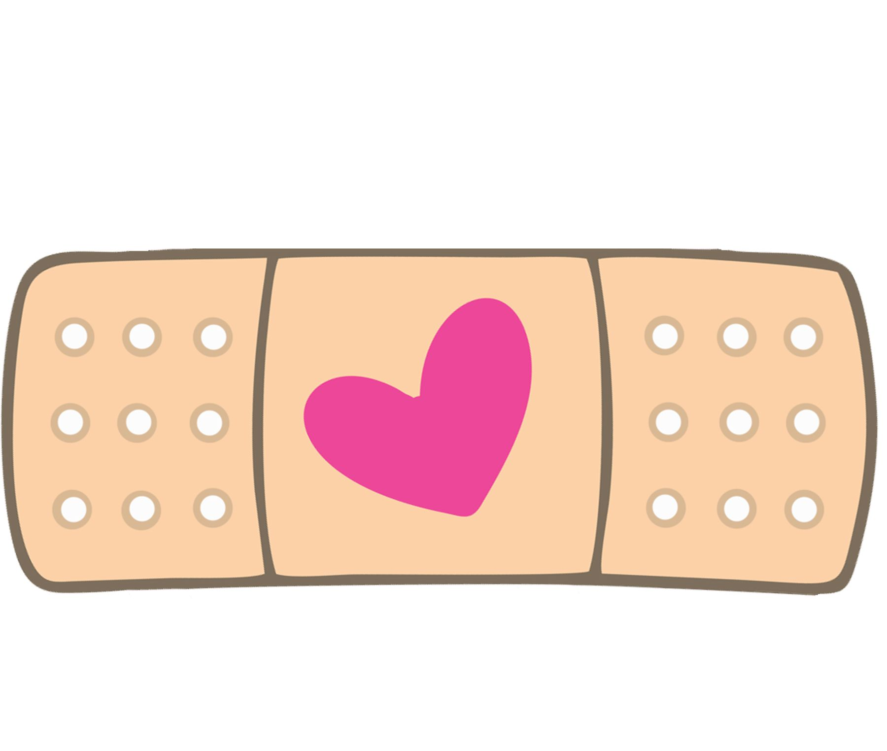 Doc mcstuffins clipart heart bandaid. Mac stuffin inspired free