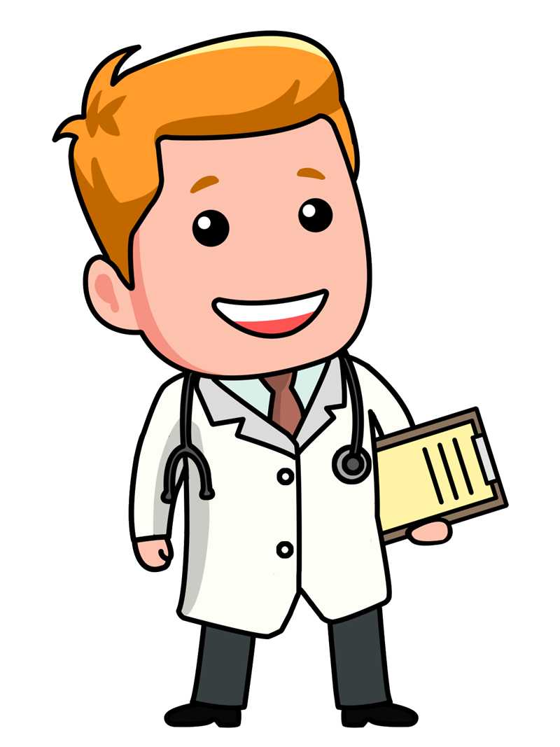 Doctor clipart. Cartoon clip art free