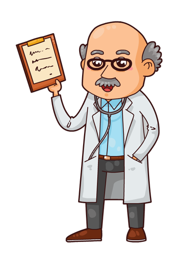 Doctor clipart cartoon. This cute clip panda