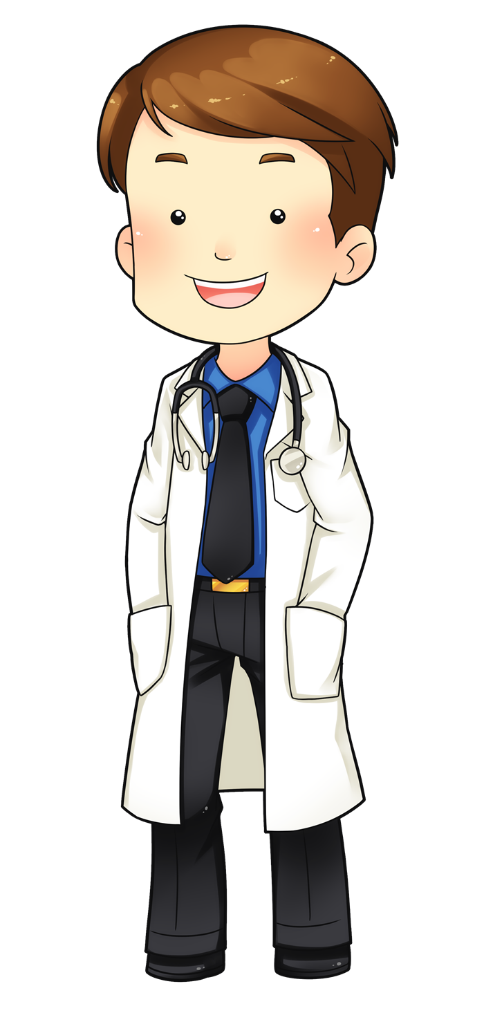 Doctor clipart cartoon. Free to use typegoodies