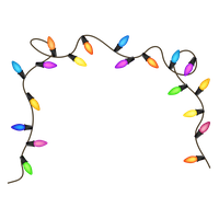 String lights clipart png. Download light free icon