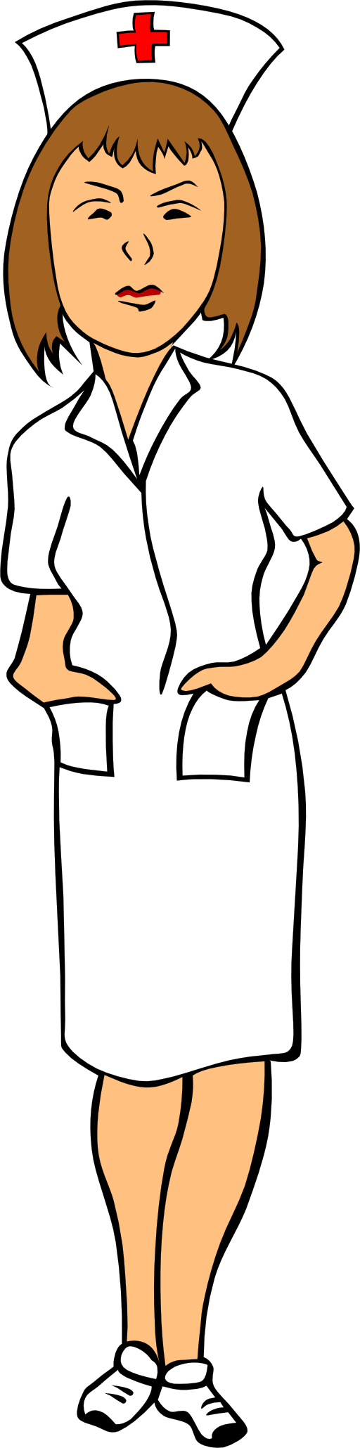 Nurse clipart hero. Free female doctor download