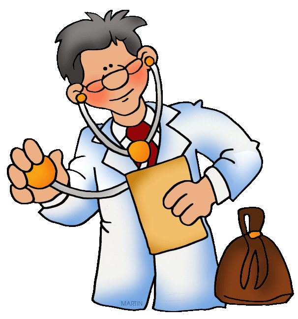 Doctor clipart. See