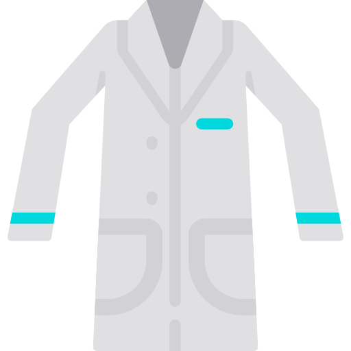 Doctor coat png. Free fashion icons icon