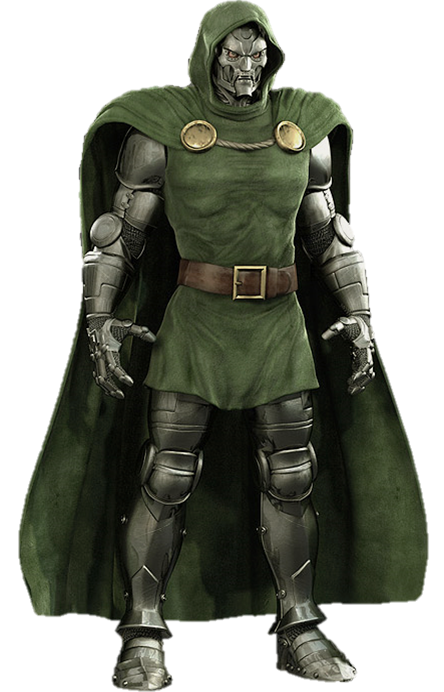 Doctor doom png. Dr by gasa on