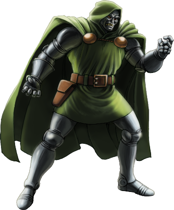 Doctor doom png. Image dr classic ios