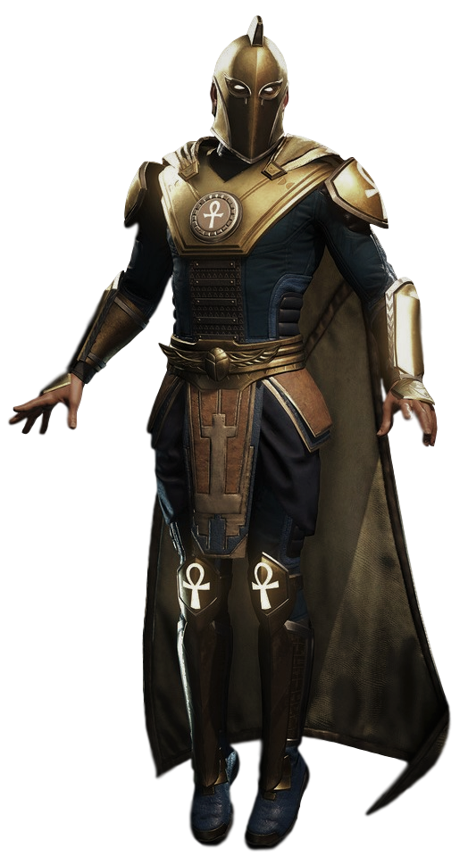 Doctor fate png. Transparent background by camo