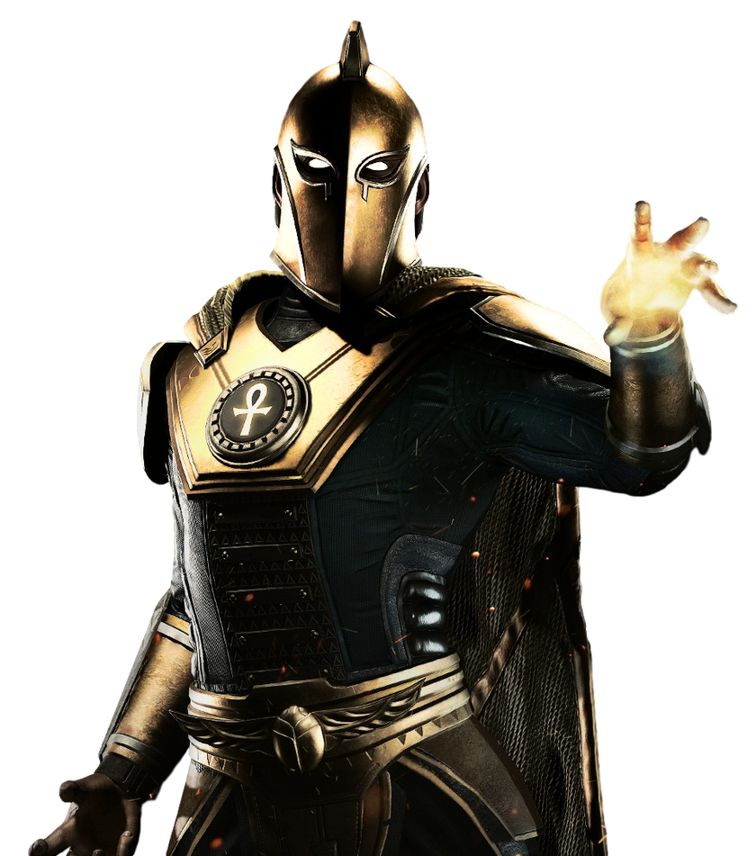 Doctor fate png. Injustice dr transparent background