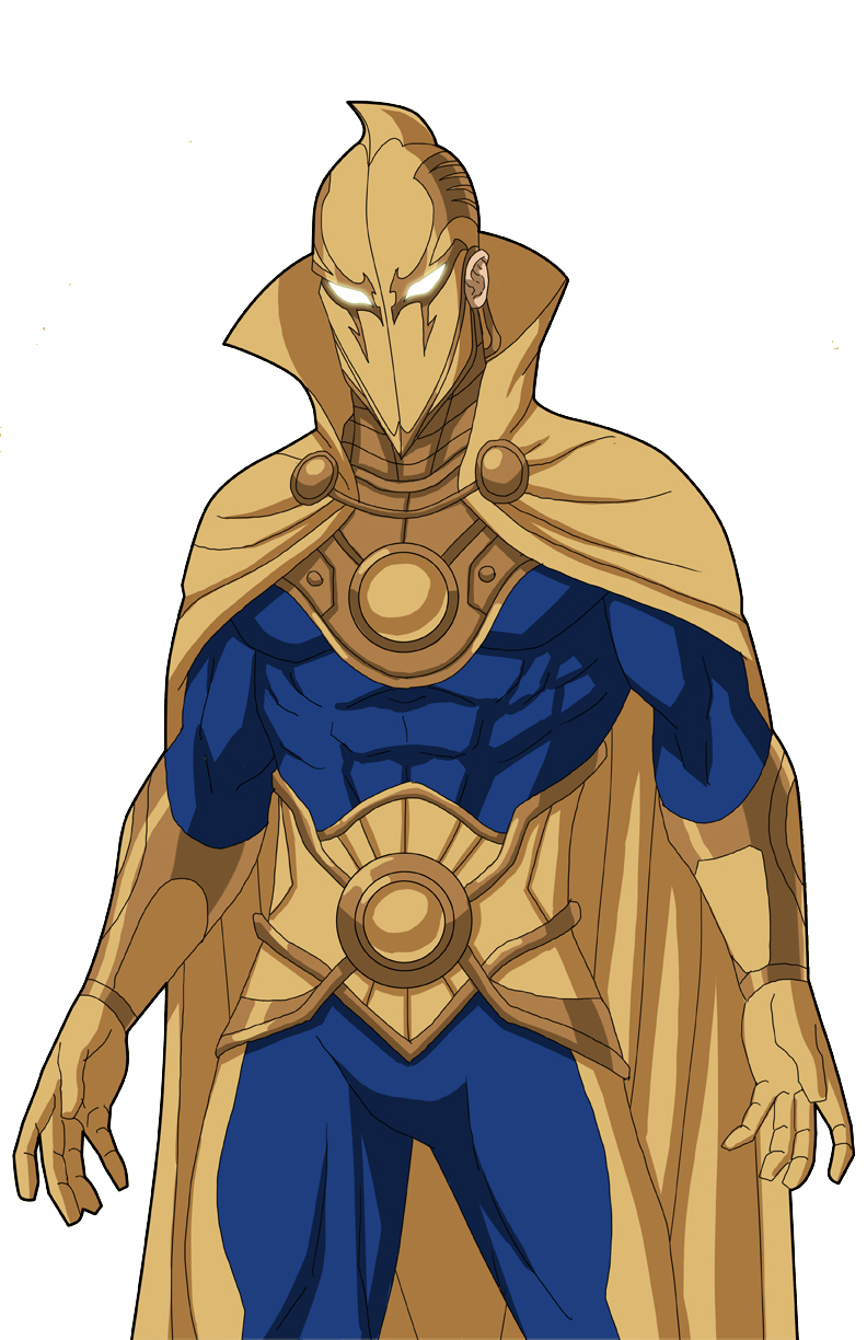Doctor fate png. Which was the best