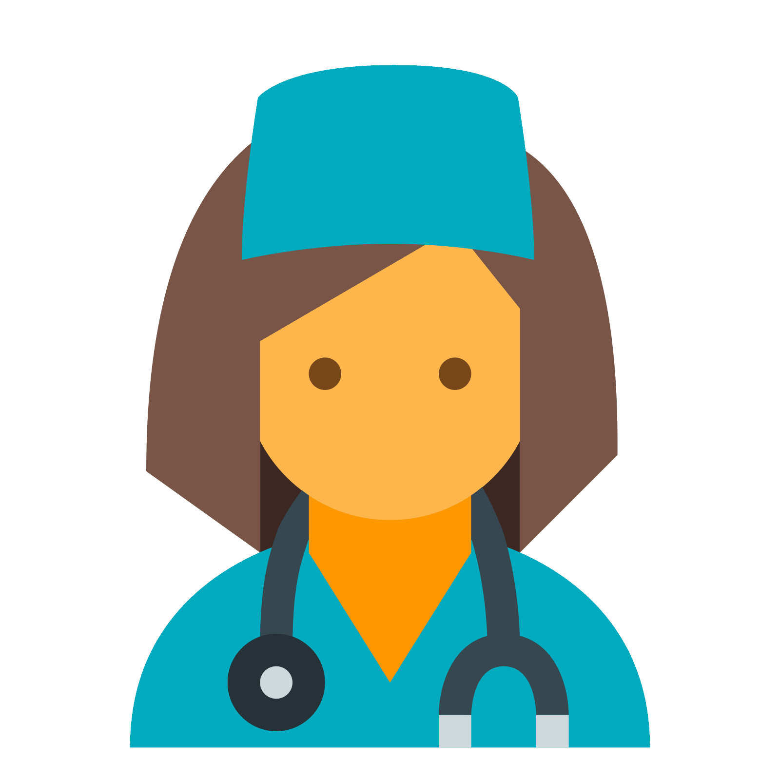 Doctor icon png. Female free download and