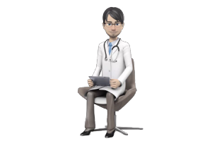 Doctor sitting png. Index of wp content