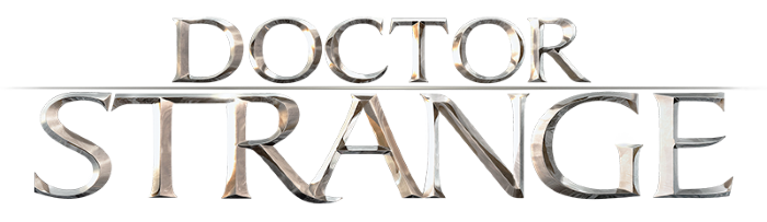 Doctor strange logo png. Tuning into a review