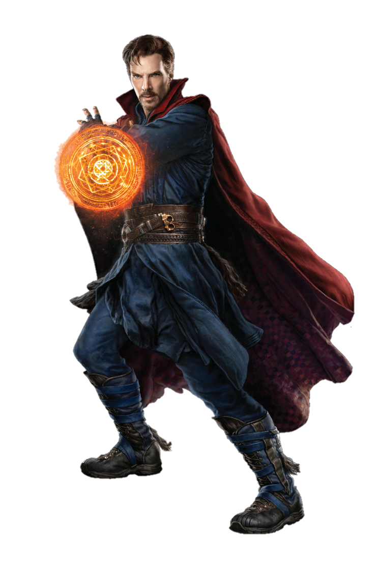 Doctor strange png. Avengers infinity war by