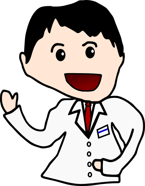 Doctor svg. Cartoon clip arts download