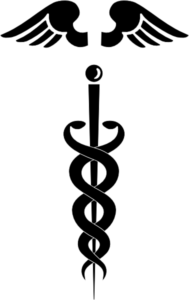 Medical clip physician symbol. Art at clker com
