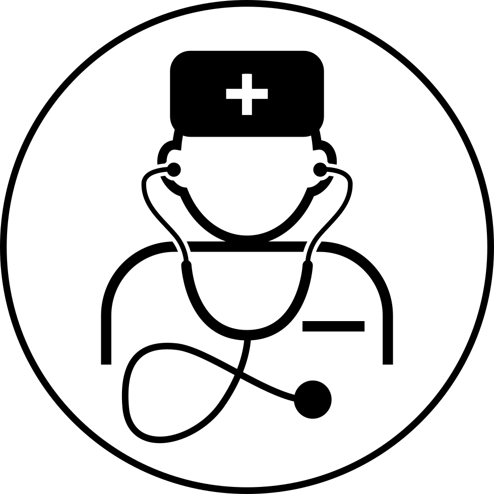 Doctor vector png. Material svg icon free