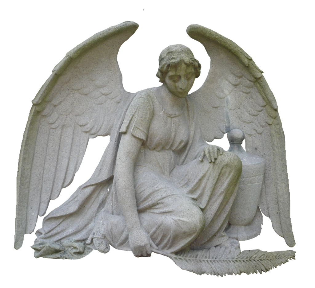 Angel transparent pictures free. Stone angels png clipart free stock
