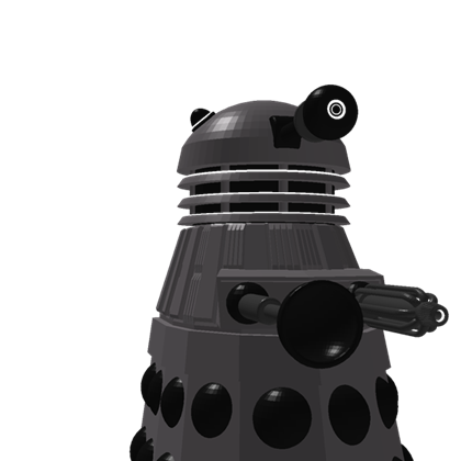 Doctor who dalek png. Velocity roblox